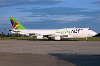 ACT Airlines (Air ACT cargo) Boeing 747-481 (F) TC-ACG (msn 25641) LGG (Rainer Bexten). Image: 955381.