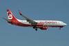 Airberlin Turkey Boeing 737-86J WL TC-IZF (msn 30880) AYT (Paul Denton). Image: 926196.