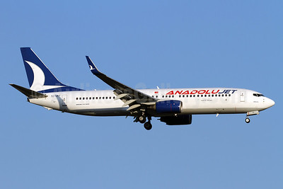 AnadoluJet (Turkish Airlines) Boeing 737-8F2 WL TC-JFF (msn 29768) AYT (Andi Hiltl). Image: 933730.