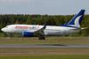 AnadoluJet (Turkish Airlines) Boeing 737-76N WL TC-JKM (msn 34755) ARN (Stefan Sjogren). Image: 906474.