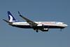 AnadoluJet (Turkish Airlines) Boeing 737-8AS WL TC-SAK (msn 33820) (Ryanair colors) AYT (Paul Denton). Image: 911543.
