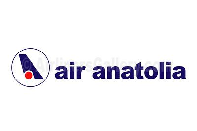 1. Air Anatolia logo