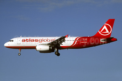 AtlasGlobal Airlines (Turkey) Airbus A320-232 TC-AGO (msn 2029) (Jacques Guillem Collection). Image: 949069.
