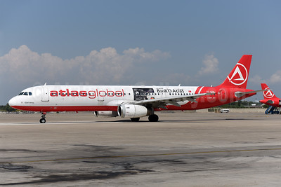 "AtlasGlobal's 2017 ""Bank'O Atlas Card"" promotional color scheme"