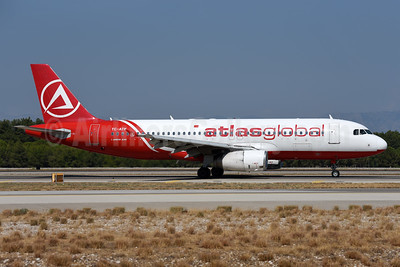 AtlasGlobal Airlines (Turkey) Airbus A320-232 TC-ATK (msn 2747) AYT (Ton Jochems). Image: 939701.