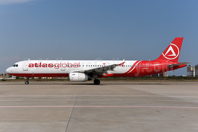 AtlasGlobal Airlines (Turkey) Airbus A321-231 TC-ETH (msn 968) AYT (Ton Jochems). Image: 939700.