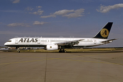 Atlas International Airways Boeing 757-225 TC-OGA (msn 22688) FRA (Bernhard Ross). Image: 949070.