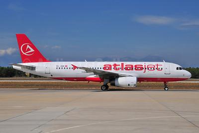 Atlasjet Airlines Airbus A320-232 TC-OGI (msn 640) AYT (Ton Jochems). Image: 903671.