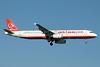 Atlasjet Airlines Airbus A321-231 TC-ETF (msn 1438) 910th Year). AYT (Paul Denton). Image: 913705.