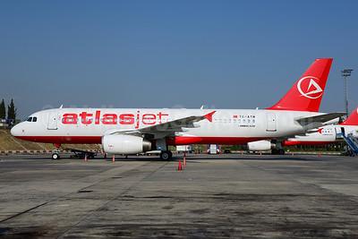 Atlasjet Airlines Airbus A320-232 TC-ATM (msn 2753) IST (Ton Jochems). Image: 913706.