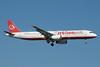 Atlasjet Airlines Airbus A321-131 TC-ETM (msn 604) (10th Year) AYT (Paul Denton). Image: 913701.