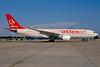 Atlasjet Airlines Airbus A330-223 TC-ETP (msn 343) (Saudi Arabian fuselage) AYT (Ton Jochems). Image: 907232.