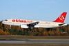 Atlasjet Airlines Airbus A320-232 TC-OGL (msn 461) (Saudi Arabian colors) ARN (Stefan Sjogren). Image: 901367.