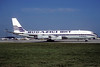 BHT-Boğaziçi Hava Taşımacılığı (Bosphorus Air Transport) Boeing 707-321C TC-JCF (msn 19271) LGW (Christian Volpati Collection). Image: 933452.