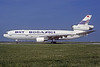 BHT-Boğaziçi Hava Taşımacılığı (Bosphorus Air Transport) McDonnell DC-10-10 TC-JAY (msn 46907) ORY (Jacques Guillem). Image: 921228.