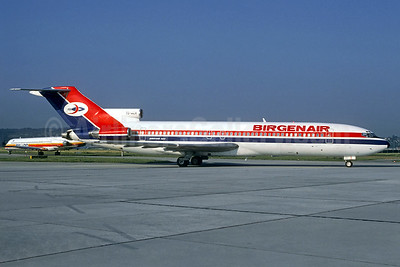 Birgenair (Yemenia) Boeing 727-2N8 7O-ACX (msn 21846) (Yemenia colors) (Christian Volpati Collection). Image: 936755.