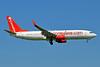 Corendon Airlines (Corendon.com) Boeing 737-86J TC-TJG (msn 29120) AMS (Karl Cornil). Image: 905062.