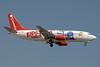 Corendon Airlines Boeing 737-3Q8 TC-TJB (msn 27633) (Kids and Company) AYT (Paul Denton). Image: 911817.