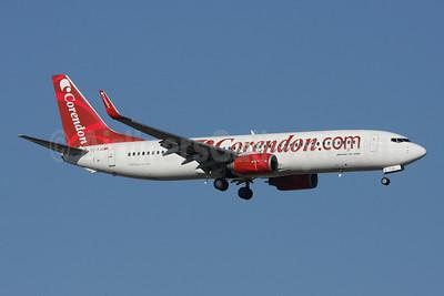 Corendon Airlines (Corendon.com) Boeing 737-86J TC-TJG (msn 29120) AYT (Andi Hiltl). Image: 906394.