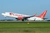 Corendon Airlines (Corendon.com) Boeing 737-8Q8 WL TC-TJM (msn 28218) AMS (TMK Photography). Image: 913399.