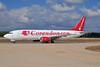 Corendon Airlines (Corendon.com) Boeing 737-4Q8 TC-TJD (msn 25375) AYT (Ton Jochems). Image: 903680.