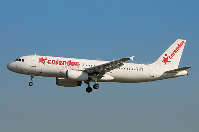 Corendon Airlines (Global Aviation) Airbus A320-231 ZS-GAZ (msn 081) RTM (Marco Finelli). Image: 943011.