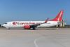 Corendon Airlines (Corendon.com) Boeing 737-86N WL TC-TJO (msn 34253) AYT (Ton Jochems). Image: 924576.