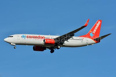 Corendon Airlines Boeing 737-8S3 WL TC-TJI (msn 29246) BSL (Paul Bannwarth). Image: 933318.