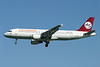 Freebird Airlines Airbus A320-211 TC-FBF (msn 288) LGW (Antony J. Best). Image: 903691.