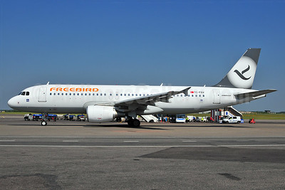 Freebird Airlines Airbus A320-214 TC-FBV (msn 4658) HEL (Ton Jochems). Image: 938600.