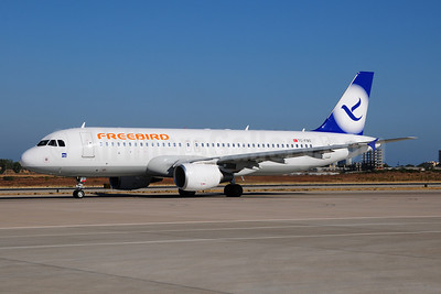 Freebird Airlines Airbus A320-214 TC-FBO (msn 5096) AYT (Ton Jochems). Image: 909883.