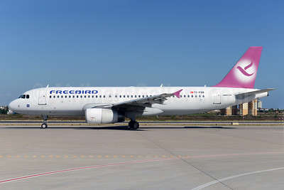 Freebird Airlines Airbus A320-232 TC-FBR (msn 2524) AYT (Ton Jochems). Image: 903692.