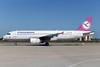 Freebird Airlines Airbus A320-232 TC-FBR (msn 2524) AYT (Ton Jochems). Image: 903692.