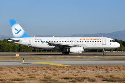 Freebird Airlines Airbus A320-232 TC-FHG (msn 2922) AYT (Ton Jochems). Image: 954989.