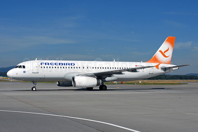 Airline Color Scheme - Introduced 2005 (orange)