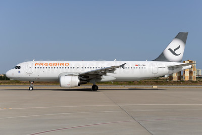 Freebird Airlines Airbus A320-214 TC-FBV (msn 4658) AYT (Ton Jochems). Image: 938599.