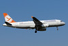 Freebird Airlines Airbus A320-232 TC-FBJ (msn 580) ZRH (Paul Bannwarth). Image: 920418.