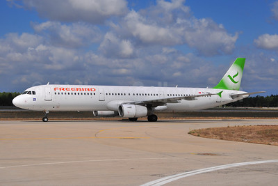 Freebird Airlines Airbus A321-131 TC-FBG (msn 771) AYT (Ton Jochems). Image: 903693.
