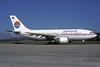 Holiday Air (Turkey) Airbus A310-222 TC-GAC (msn 278) ZRH (Rolf Wallner). Image: 921793.