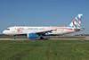 Izair Hava Yollari-Pegasus Airlines Airbus A320-233 TC-IZA (msn 2118) STN (Pedro Pics). Image: 920482.
