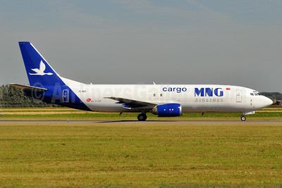 MNG Airlines Cargo Boeing 737-4K5 (SF) TC-MCF (msn 24126) AMS (Karl Cornil). Image: 920571.
