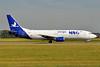 MNG Airlines Cargo Boeing 737-4K5 (SF) TC-MCF (msn 24126) AMS (Karl Cornil). Image: 920571.