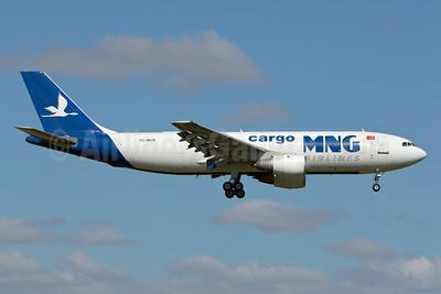 MNG Airlines Cargo Airbus A300B4-203 (F) TC-MCB (msn 304) HAM (Bjoern Schmitt). Image: 923933.