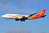 Airline Color Scheme - Introduced 2012