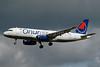 Onurair Airbus A320-233 TC-OBI (msn 1509) MAN (Nik French). Image: 905038.