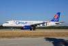 Onurair Airbus A320-232 TC-OBM (msn 676) (21 Years) AYT (Ton Jochems). Image: 920605.