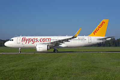 Pegasus Airlines (flypgs.com) Airbus A320-251N WL TC-NCR (msn 10149) ZRH (Rolf Wallner). Image: 954961.
