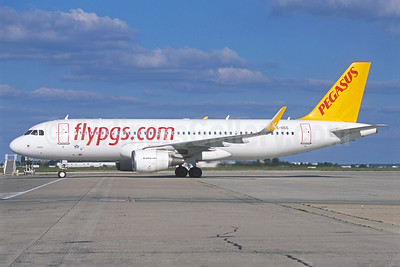 Pegasus Airlines (flypgs.com) Airbus A320-214 WL TC-DCC (msn 5950) (Jacques Guillem Collection). Image: 937189.