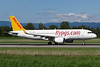 Pegasus Airlines Airbus A320-214 WL TC-DCA (msn 5879) (Sharklets)  BSL (Paul Bannwarth). Image: 923943.