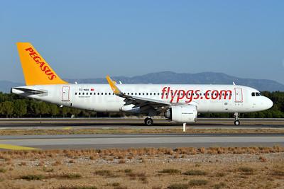 Pegasus Airlines (flypgs.com) Airbus A320-251N WL TC-NBK (msn 7786) AYT (Ton Jochems). Image: 955132.